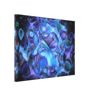 Suspended Animation Canvas Print