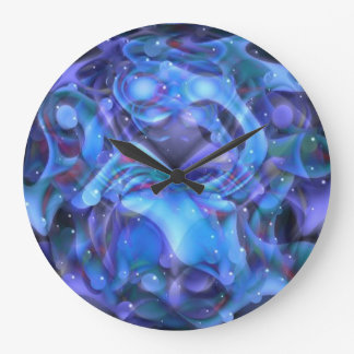 Suspended Animation Wall Clock