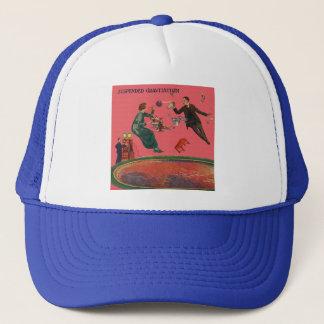 Suspended Gravitation Trucker Hat