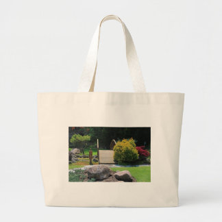 Suspended in Time Large Tote Bag