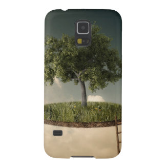 Suspended land galaxy s5 covers