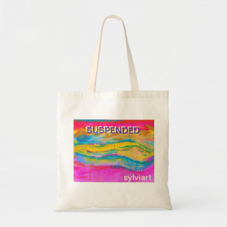 SUSPENDED tote - copyright ©2011 SylviART™