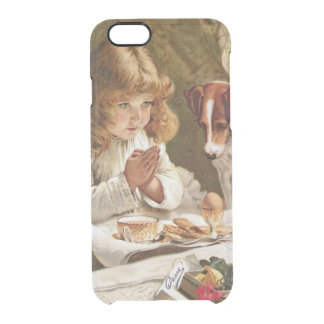 Suspense, poster clear iPhone 6/6S case
