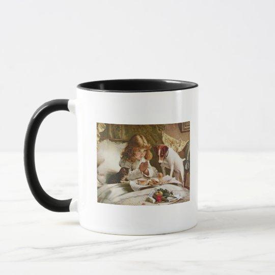 Suspense, poster mug
