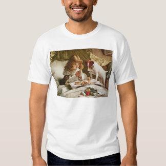Suspense, poster tee shirt