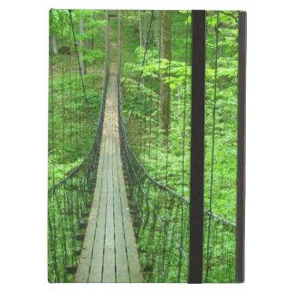 Suspension Bridge iPad Air Cover