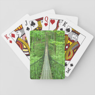 Suspension Bridge Playing Cards