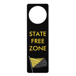 Suspensión de puerta de la zona franca del estado colgantes para puertas