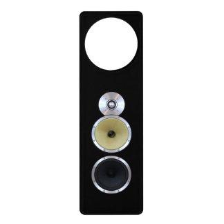 Suspensión de puerta sana moderna del altavoz colgantes para puertas