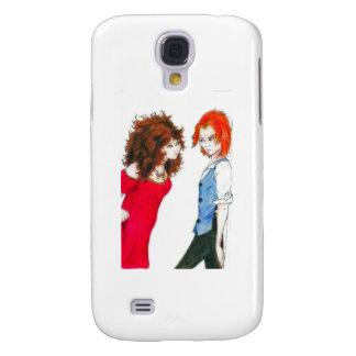 Suspicion Galaxy S4 Cover