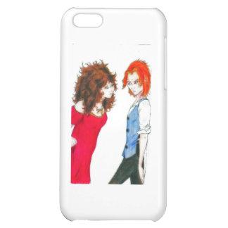 Suspicion iPhone 5C Covers