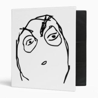 Suspicious comic meme binders