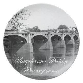 susquahanna bridge plate