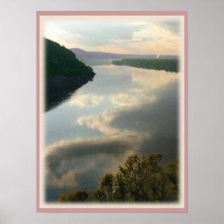 Susquehanna River Poster