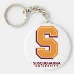 Susquehanna University Keychain