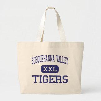 Susquehanna Valley - Tigers - Junior - Conklin Canvas Bags