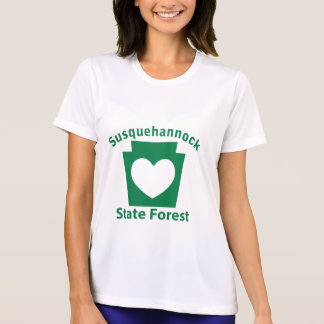 Susquehannock SF Heart T-Shirt