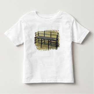 Sussex rush-seated chair (wood and rush) toddler t-shirt