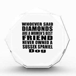 SUSSEX SPANIEL DOG BEST FRIEND DESIGNS AWARD