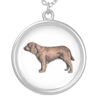 Sussex Spaniel Dog Necklace