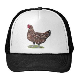 Sussex:  Speckled Hen Trucker Hat