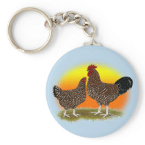 Sussex Sunrise Keychain