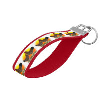 Sussex Sunrise Wrist Keychain