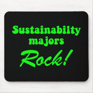 Sustainability Mousepad