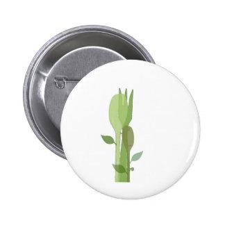 Sustainability Pinback Button