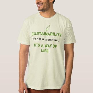 Sustainability T Shirt