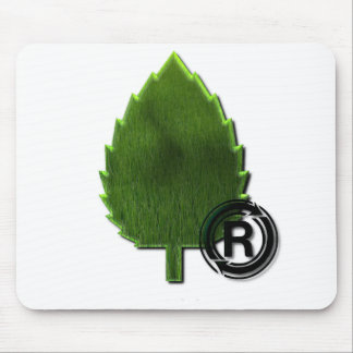 Sustainable Environment Mouse Pad