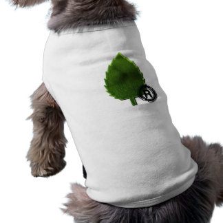 Sustainable Environment Pet Shirt