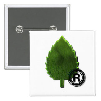 Sustainable Environment Square Pin