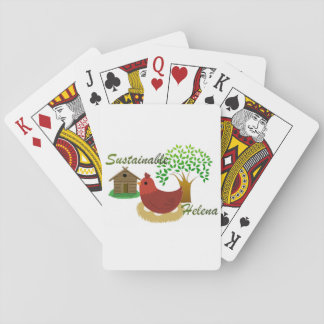 Sustainable Helena Playing Cards