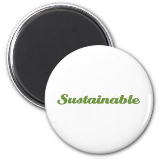 Sustainable Magnet