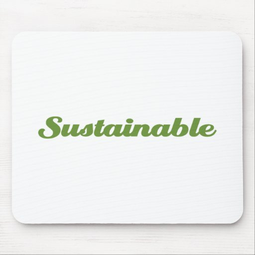 Sustainable Mouse Mat