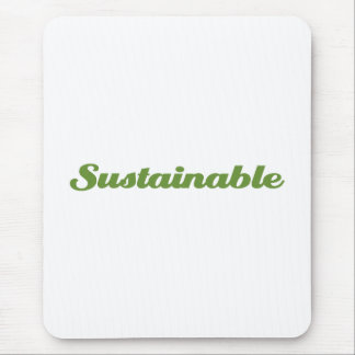 Sustainable Mouse Pad