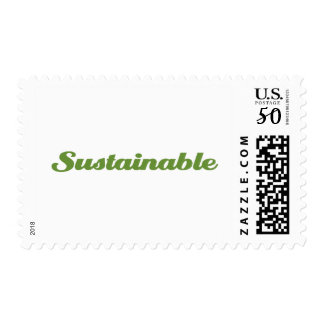 Sustainable Postage
