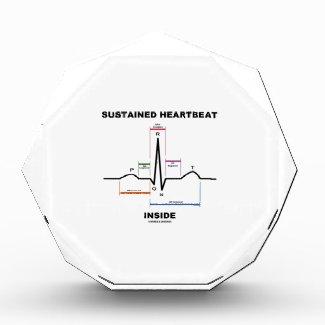 Sustained Heartbeat Inside (ECG/EKG) Awards