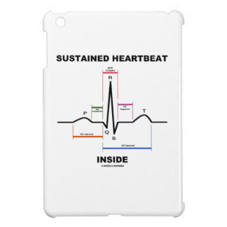 Sustained Heartbeat Inside (ECG/EKG) Cover For The iPad Mini