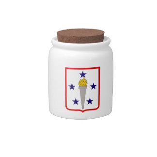Sustainment Center of Excellence Candy Jars