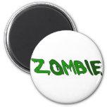 Sustancia pegajosa del zombi iman para frigorífico