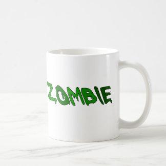 Sustancia pegajosa del zombi tazas