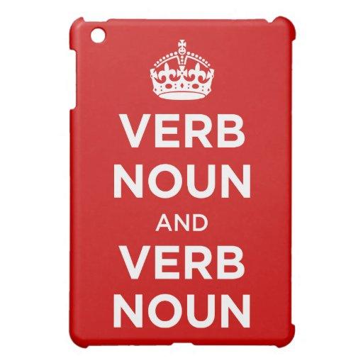 Sustantivo del verbo y sustantivo del verbo
