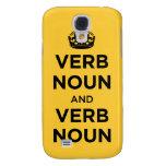 Sustantivo del verbo y sustantivo del verbo - guar