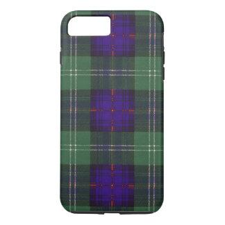 Sutherland Clan Plaid Scottish tartan iPhone 8 Plus/7 Plus Case
