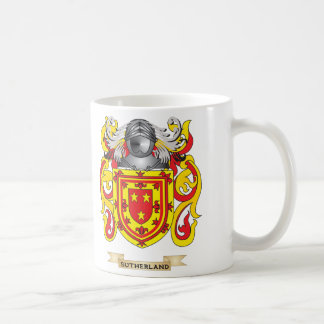 Sutherland Coat of Arms (Family Crest) Coffee Mug