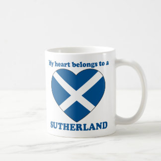 Sutherland Coffee Mug