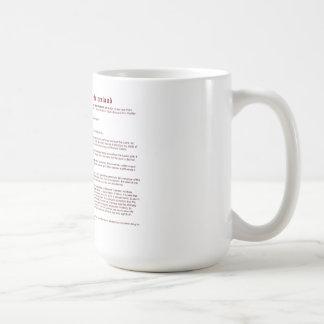 Sutherland (meaning) coffee mug