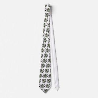 Sutherland Tartan Lion Tie